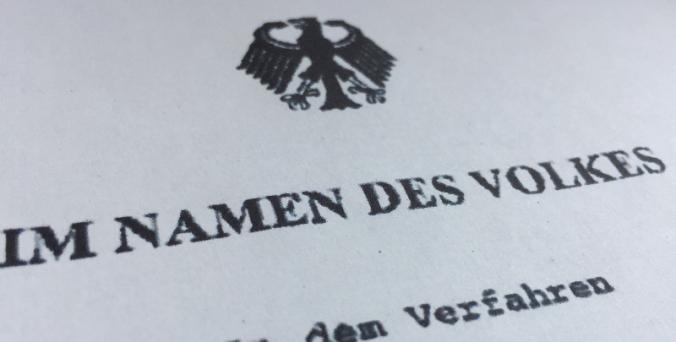 Bundesverfassungsgericht-Entscheidungskopf